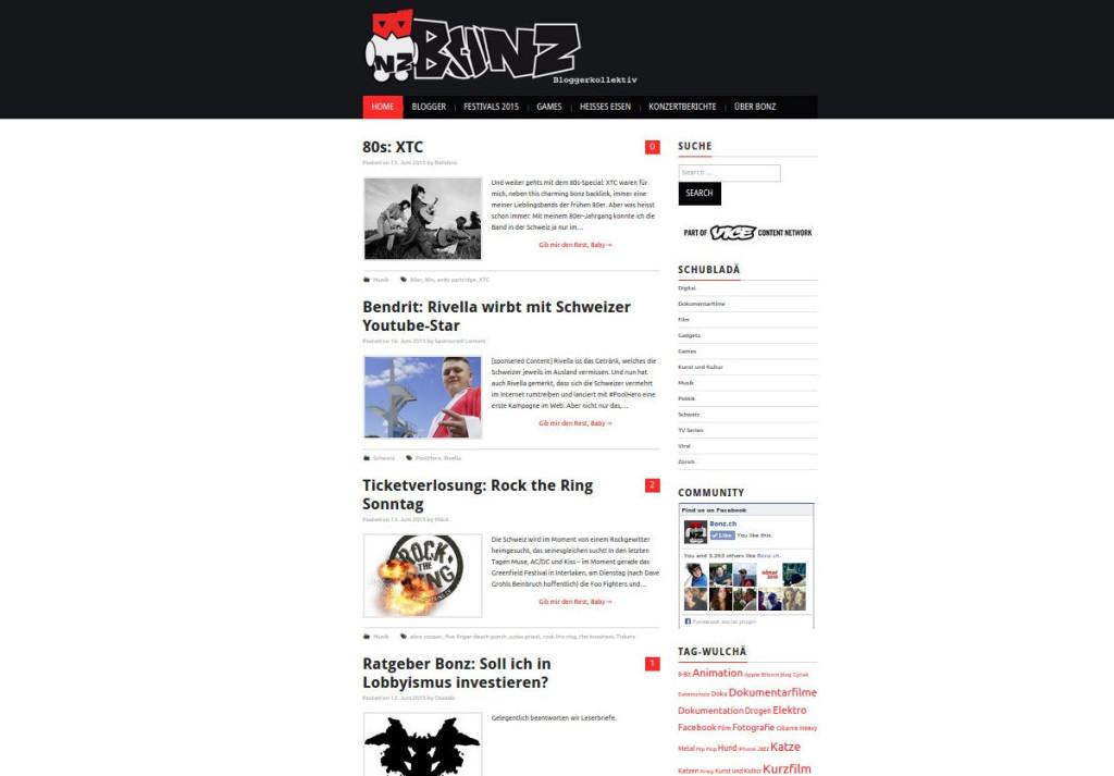 BONZ.CH - Webkultur und Nerdkram https://www.bonz.ch